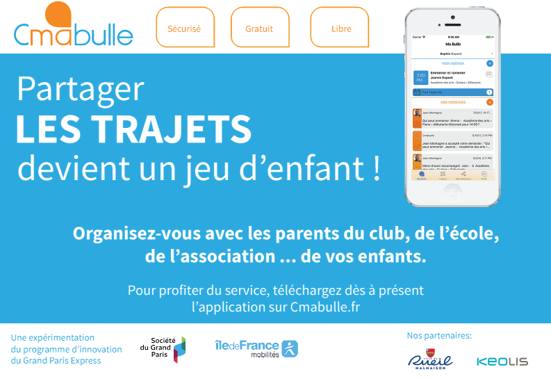 Service Cmabulle pour faciliter les transports